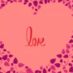 愛を求めているハート