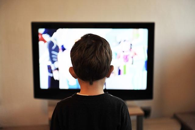 子供テレビ