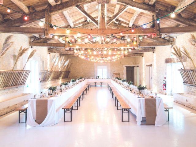 古い建物の結婚式場