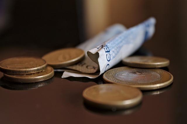 コインとお札