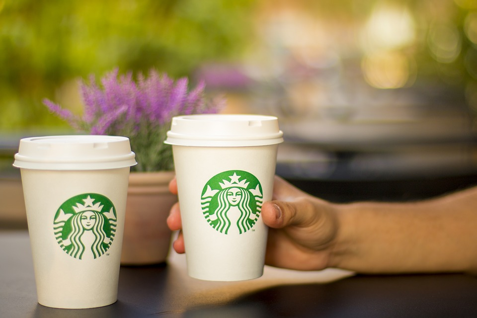 スタバのコーヒー
