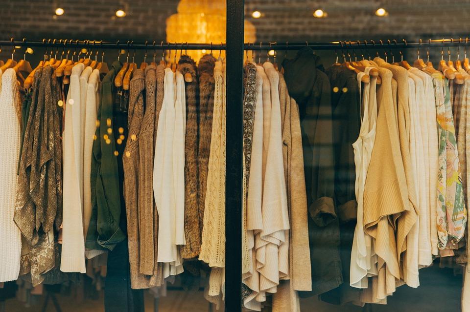 ファッションショップ
