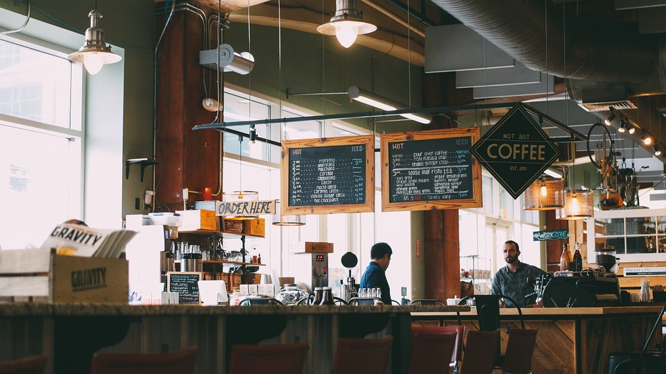コーヒーカフェ